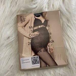 H&M Mama tights
